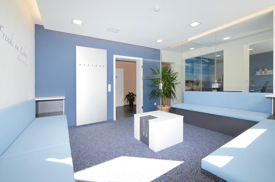 Arztpraxis B Ro F R Design Innenarchitektur