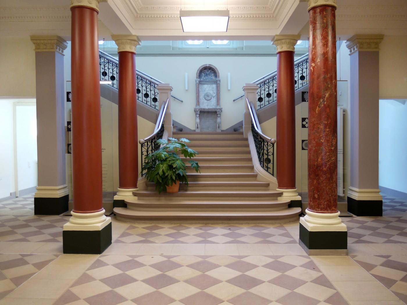 Grosses palais b ro f r design innenarchitektur for Design innenarchitektur